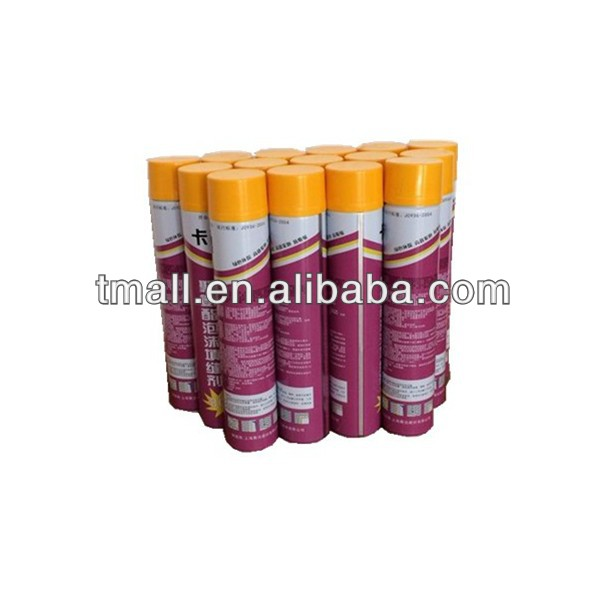 750ml PU Foam Spray urethane foam