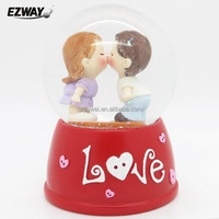 Wholesale Favors Custom Made Couple Snow