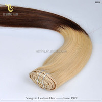 Gold Supplier Factory Cheap Price High Quality 3gp Sex Tangle Free Shedding Free Clip On Hair