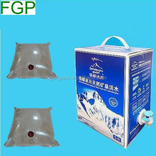 High quality with factory price for water proof/juice plastic BIB bag in box/wine dispenser made in China