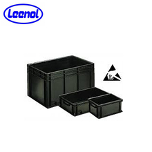 LN-1524215 conductive/ESD pcb storage black box