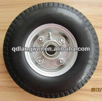8 Inches Solid PU Foam Wheels for Castor
