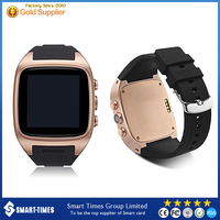 [Smart-times]MTK6572 GPS Heart Rate Monitor and Pedometer Smart Watch Phone for Android and for iOS