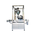Hygienic standard Salt powder milk powder tin can packaging machine