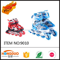 Spring roller skate,4 wheel retractable roller skate shoes