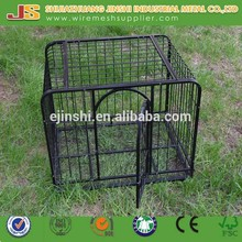 pvc coated galvanized steel dog kennels