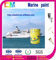 High build chlorinated rubber antifouling paint for Marine