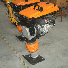road fuel tamping rammer, battering ram in engineering machinery