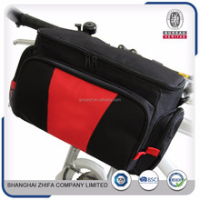 Mass supply durable pannier rack and bag set bike pack bags