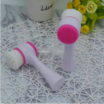 Wholesale Stock New Arrival Double Face Wash Brush