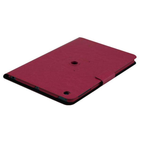 360 degree rotary leather case for ipad 2