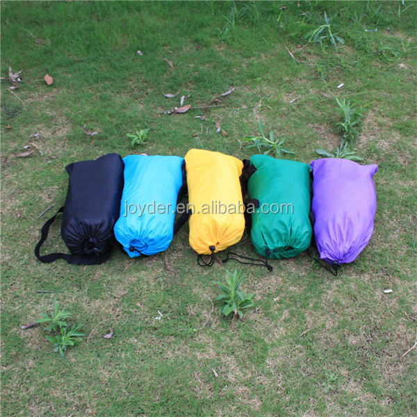 waterproof Nylon outdoor air inflatable lounge chair