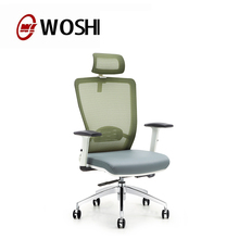 2017 New Design executive mesh office chair with headrest