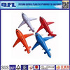 Customized inflatable plane, plastic airplane toy model