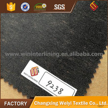 Selling good design wool interlining for ties