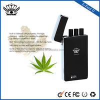 Hot poortable electronic cigs refillable health care high quality wickless rebuildable tank atomizer