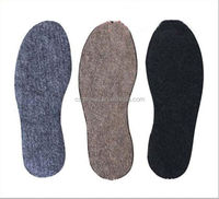 multi colours nonwoven fabric for shoe insoles/nonwovn insoles/colorful insoles
