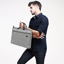 new design frivolous Laptop bag men business bag fashion notebook bag