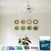 Odorless Wall Decoration Paint for Internal Wall