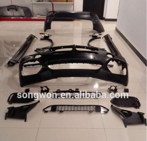 car accessories for BMW X5 F15 M style car body kits