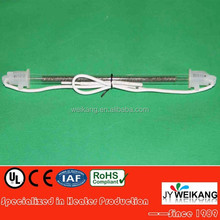 UL,CE,OEM Toshiba glass defrost heater for refrigerator premium grade supplied for refrigerator manufacturer