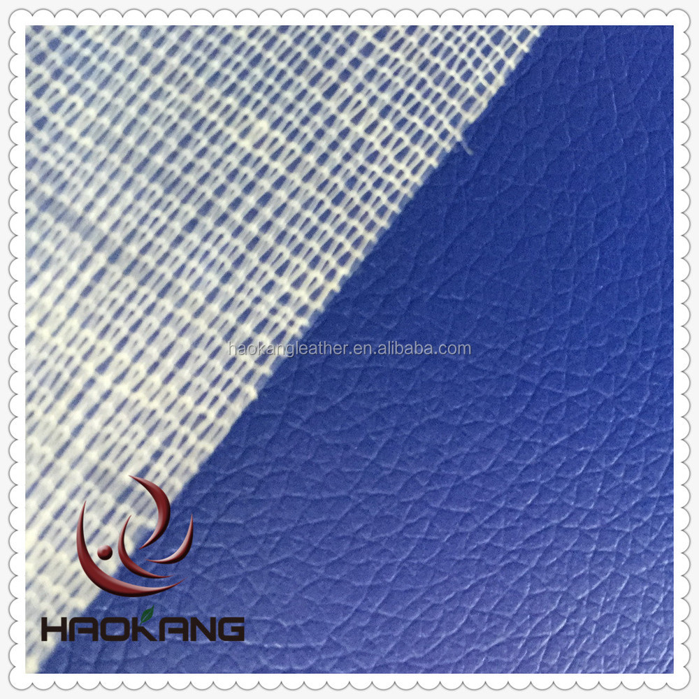Pvc Synthetic Waterproof Furniture Leather
