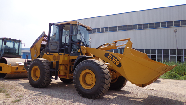 XCMG Wheel loader ZL50G Made in China