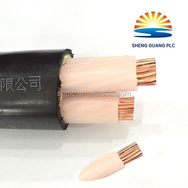 Electrical Wiring Copper Core PVC Cover Flexible Uganda Electric Wire And Cable BVR