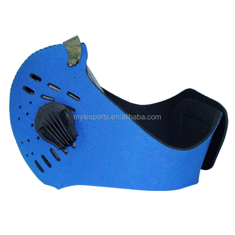 Neoprene Neck Warm Half Face Windproof Mask Winter Veil Bike Bicycle Cycling neoprene wind protection face mask