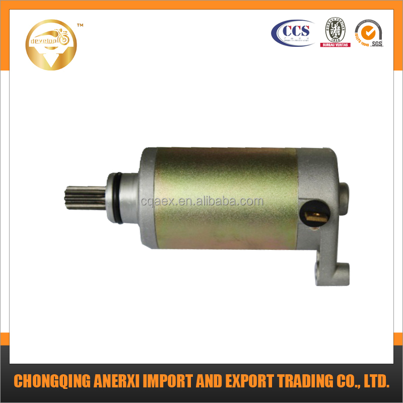 High Performance Starter Motor ,Motorcycle Parts Electric Starter Motor, Motorcycle Accessories GN125 Starter Motor