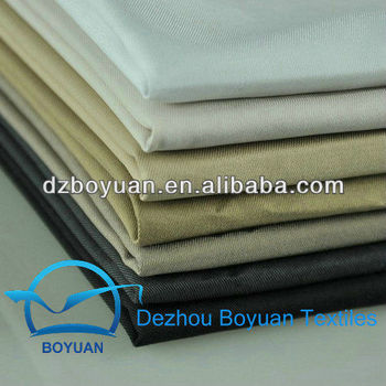 "T/C 8020 21x21 100x52 57/58"" plain Air-jet weaving fabric"