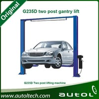 Two post gantry car lift 35KG For Auto Repair With CE Certification-G235D Two post gantry lift