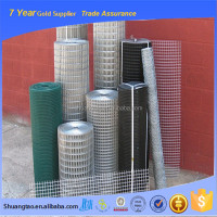 Guangzhou factory Galvanized welded wire mesh / Welded mesh for concrete reinforcing(factory price)