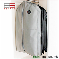non woven bag cloth cover suit bag garment bag