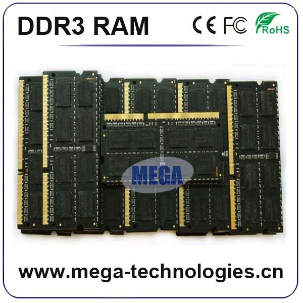 2015 Best ddr 3 1333mhz laptop ram 8gb memory module