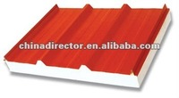 roof sandwich panel/pu sandwich panel/polyurethane sandwich panel