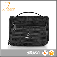 Wholesale professional makeup hanging cosmetic bag travel