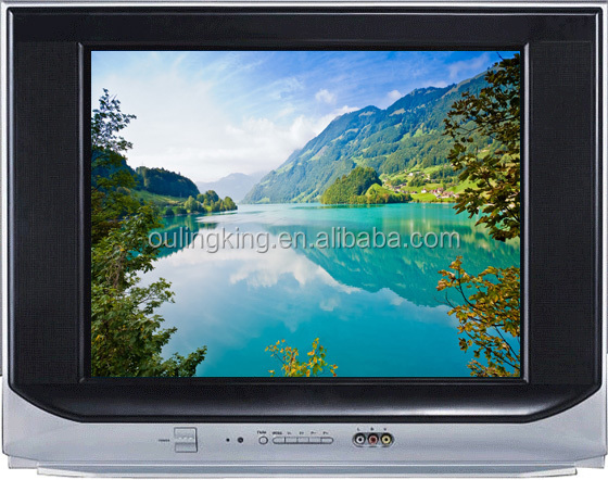 crt tv prices 21 inch crt tv piture tube with usb vgb