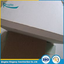 China 12mm Thickness Fire-Proof Paper Faced Gypsum Boards Supplier