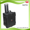 china factory M2750 waterproof hard Plastic equipment case wheeled tool case