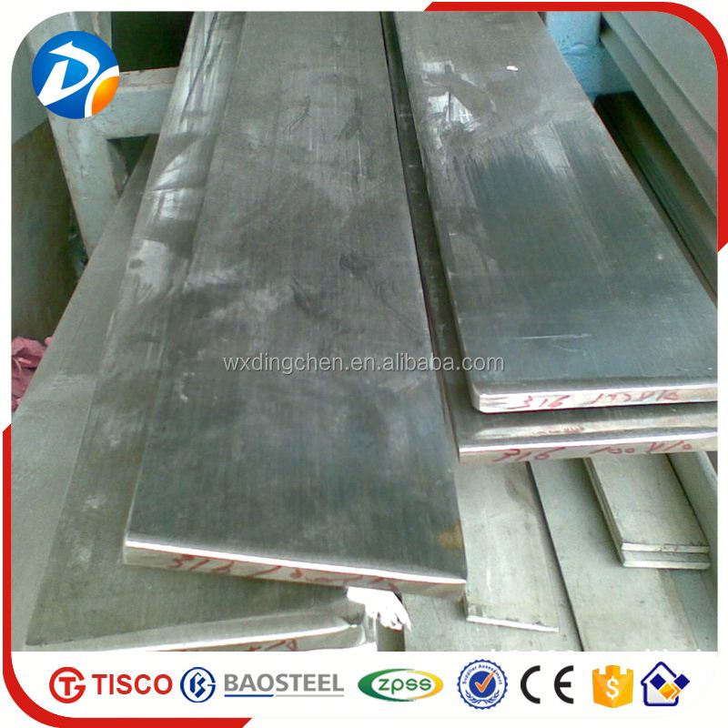 stainless steel flat/bar/rod/angle din 174 stainless steel flat bar Surface & Size can process
