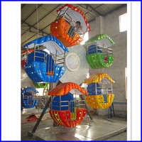 Fun City Park Rides Kids Games Small Ferris Wheel for Sale