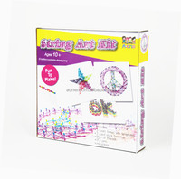Kids Toy String Art Kit DIY Craft