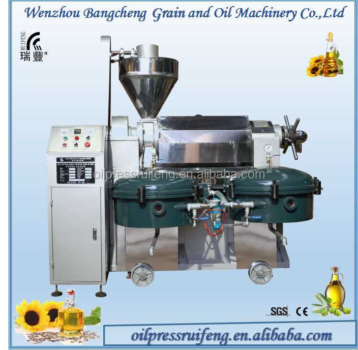 Good quality Muti-Functional air compressor small coconut oil extraction machine /sunflower oil making machine/extra virgin oil