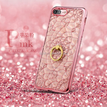New Design Accessories diamond flower i Phone Cell Phone Case