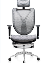 Modern design high back executive mesh chair swivel chair with headrest for office
