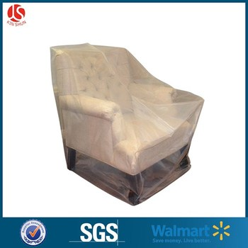Wholesale Direct From China Plastic Protective Sofa Cover / Waterproof Sofa Cover Protector