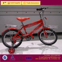 2016 new design Color wheel Frame steel Children bicycle kids bikes cheap