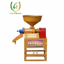 China factory seller home use automatic price mini rice mill