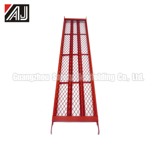Metal Scaffolding Plank with hooks